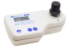 Medidor de Cloro Livre, Cloro Total e pH