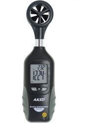 Termoanemômetro Digital