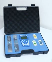 Medidor de pH com Registro Portátil à Prova D'Água