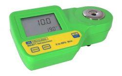 Refratômetro Digital (%Brix) 0 a 85% BRIX
