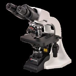 Microscópio Binocular Obj. Semi Planacromática Aumento 40x até 1000x, Iluminação 3W LED.