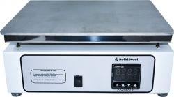 Chapa Aquecedora  Digital com Plataforma Retangular -  Até 350°C