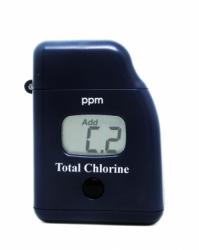 Combo Cloro Completo: Fotômetro de Bolso para Cloro Livre e Total (MW11) + Reagentes Líquidos para Cloro Livre