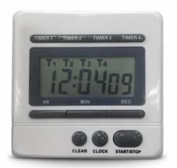 Timer Digital com 4 canais.