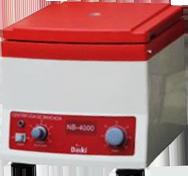 Centrifuga Motor Indução 12 x 15 ml Até 4000 RPM