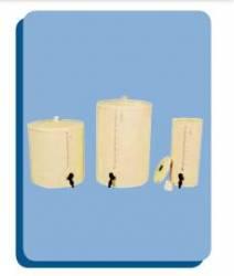 Barrilete para Armazenamento de Água Purificada ou Reagentes